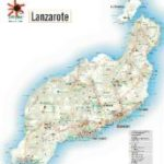 Cartina Lanzarote.Downloads Turismo Lanzarote