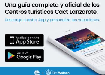 app CACT Lanzarote