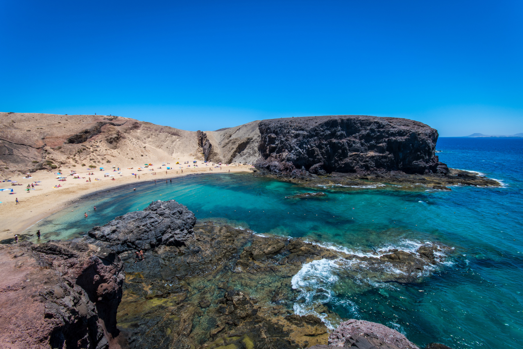 Playas de Papagayo (Papagayo Beaches) Spanish Landscapes