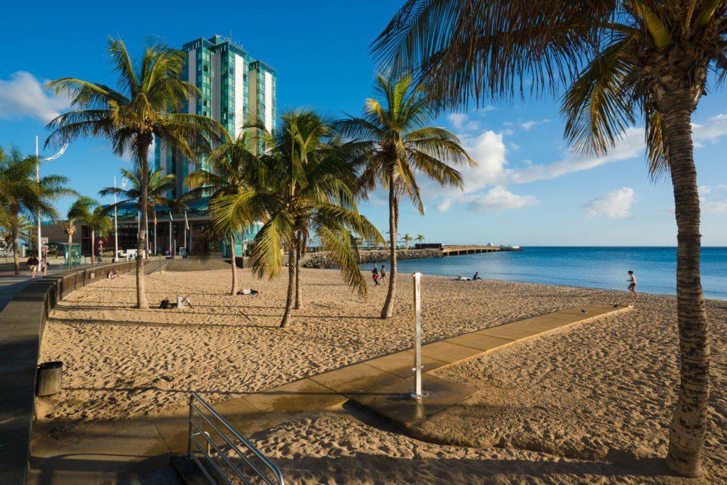 Playa El Reducto (El Reducto Beach)