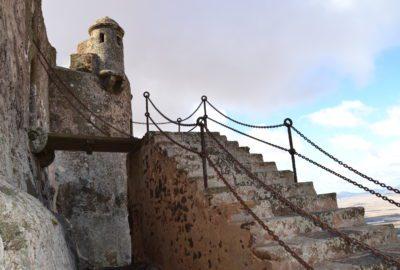 Castillo de Santa Barbara Teguise