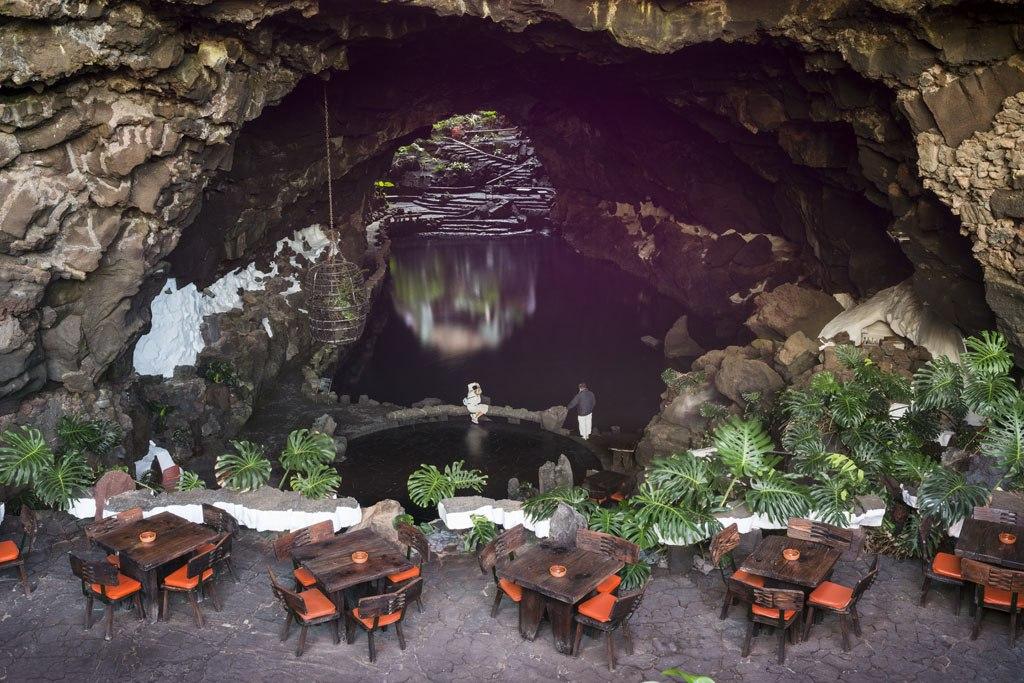 Jameos del Agua - Turismo Lanzarote