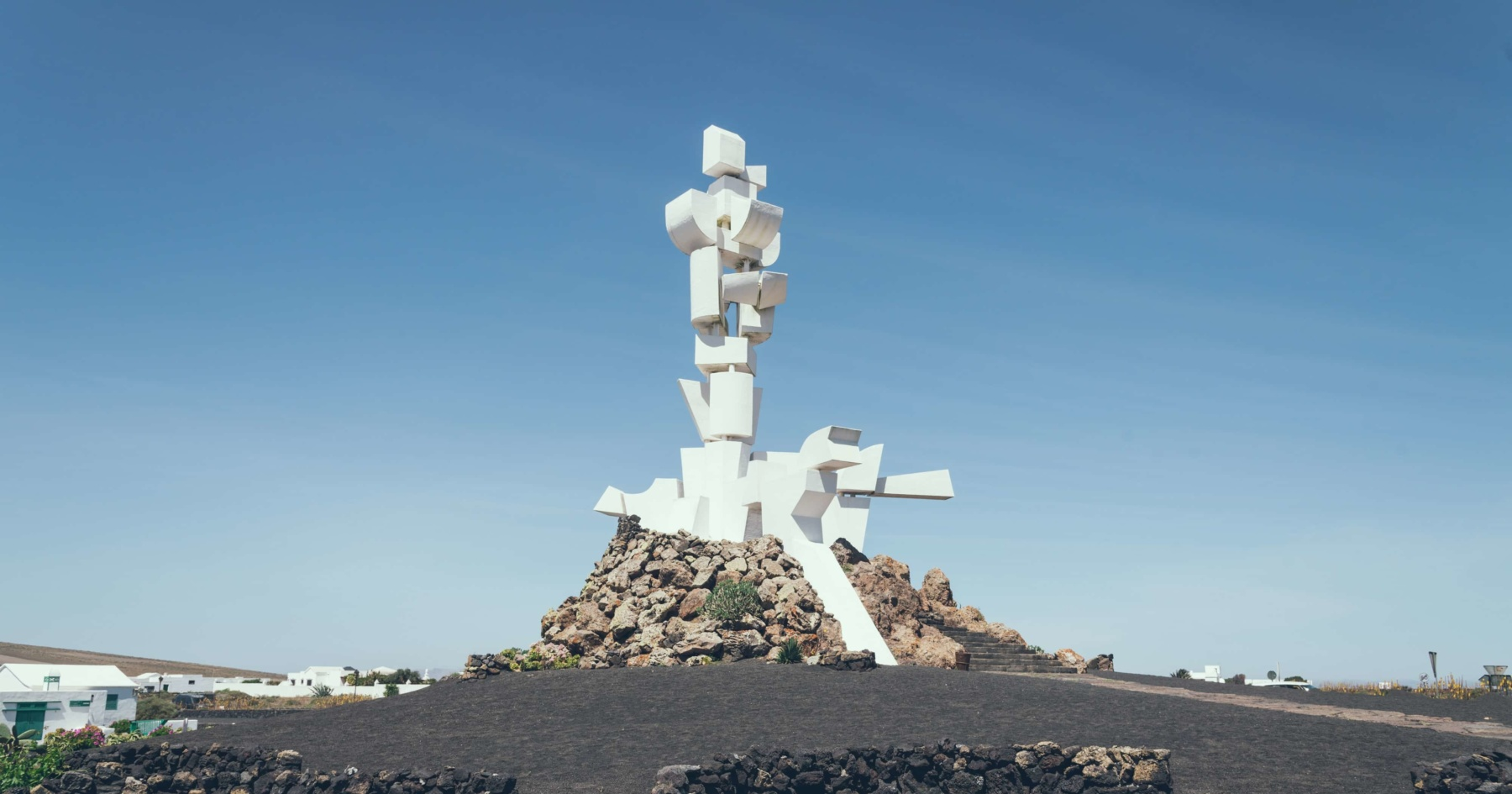 Image result for monumento al campesino lanzarote images