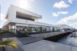 Zona Commerciale Marina Lanzarote