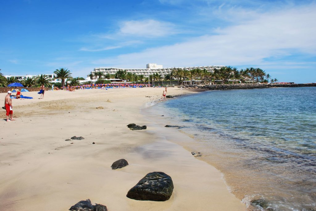 Playa Las Cucharas (Las Cucharas Beach)