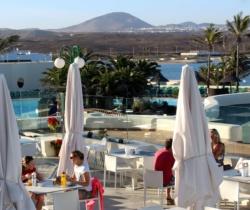 Restaurante Atlántico - Club La Santa