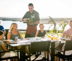 Restaurante El Lago - Club La Santa