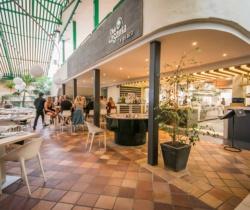 Restaurante La Plaza - Club La Santa