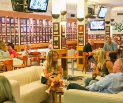 Sport Café - Club La Santa (Bares y Cafet)