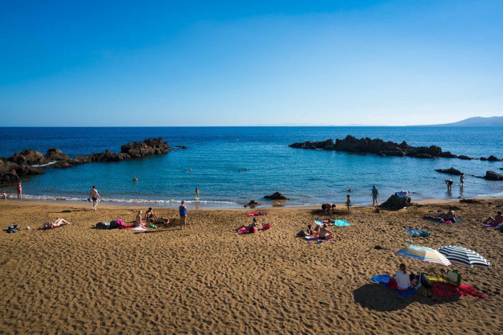 Playa Chica (Chica Beach)