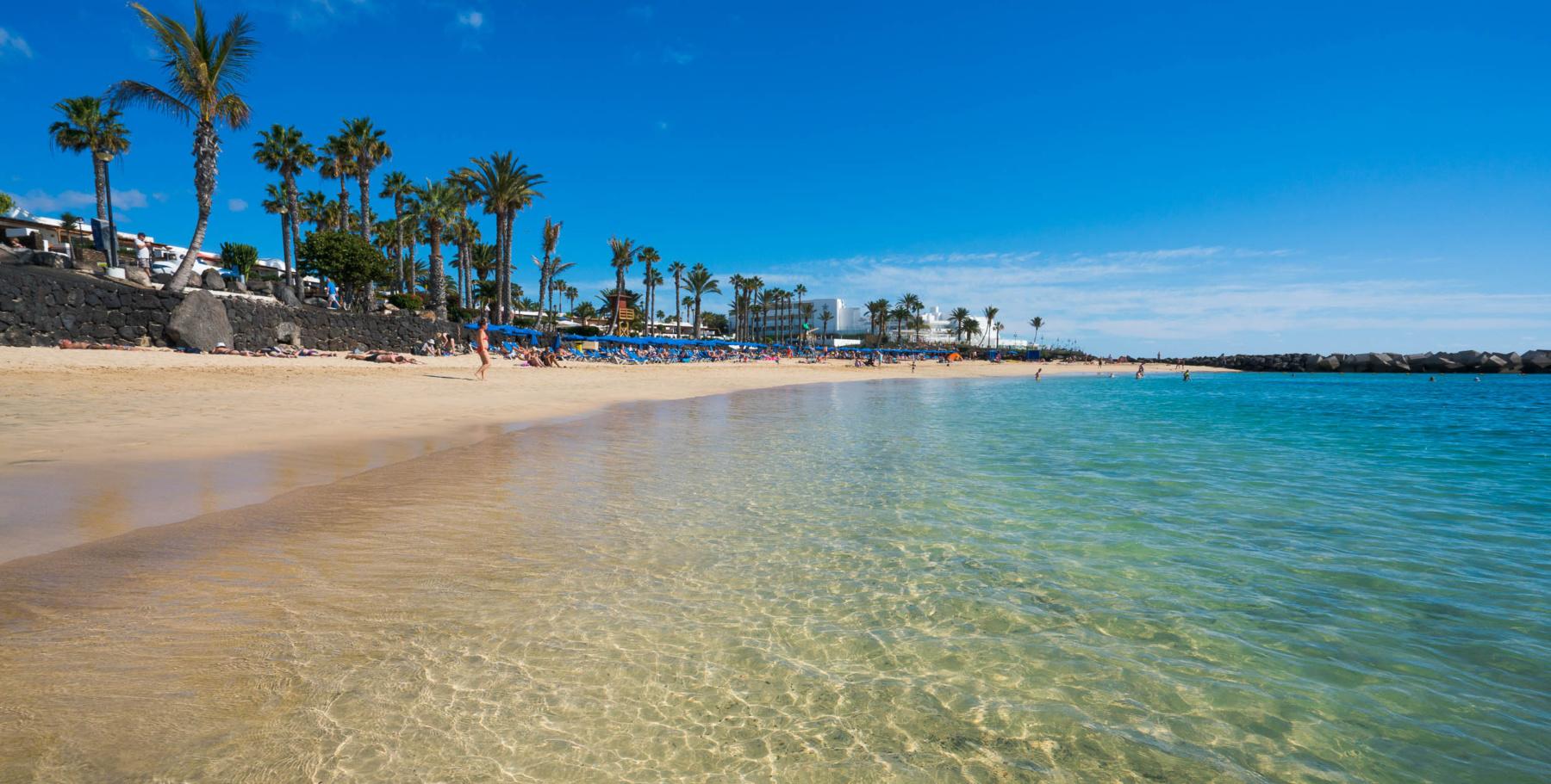 Lanzarote S Top Beaches