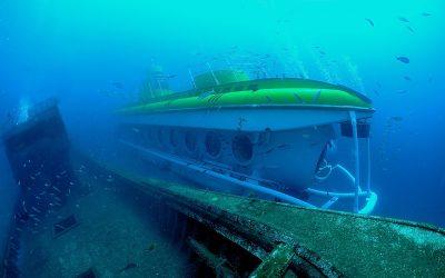 Sub & Wreck no divers