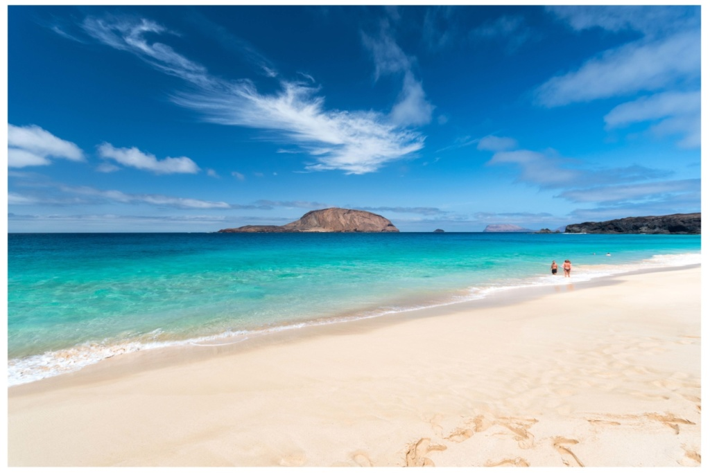 La Graciosa, the Eighth Paradise