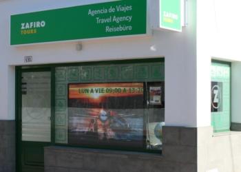 Zafiro Tours - ACE - Tias - C.Libertad 49B