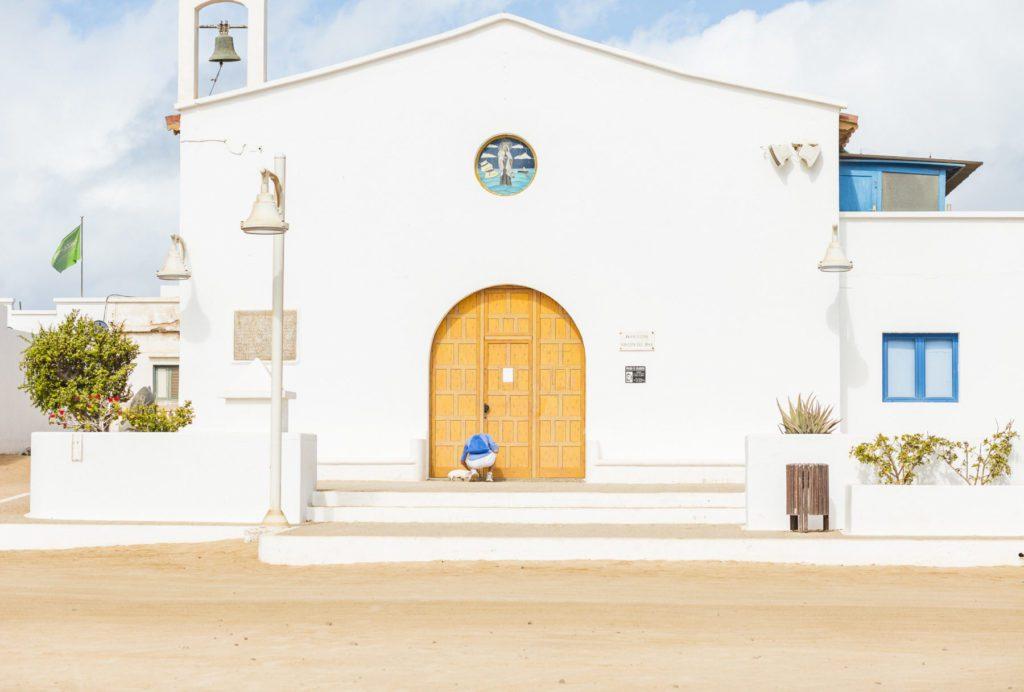 Iglesia de La Graciosa - Turismo Lanzarote