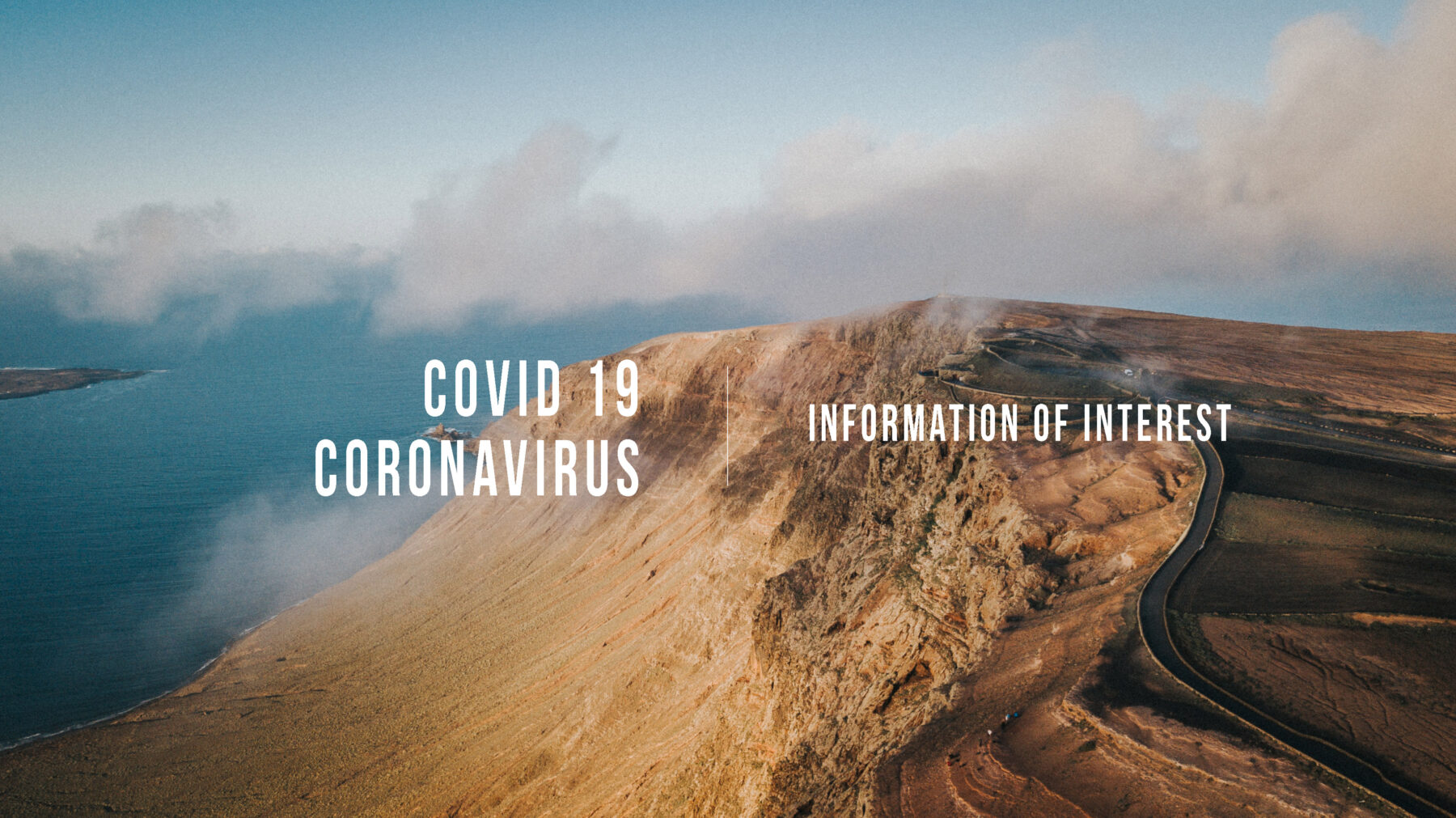 CORONAVIRUS - COVID 19. Information of interest. - Turismo ...