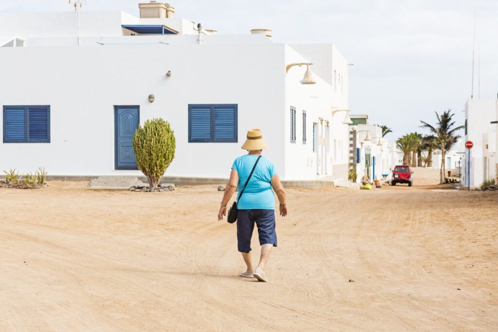 sombrero graciosera - Turismo Lanzarote