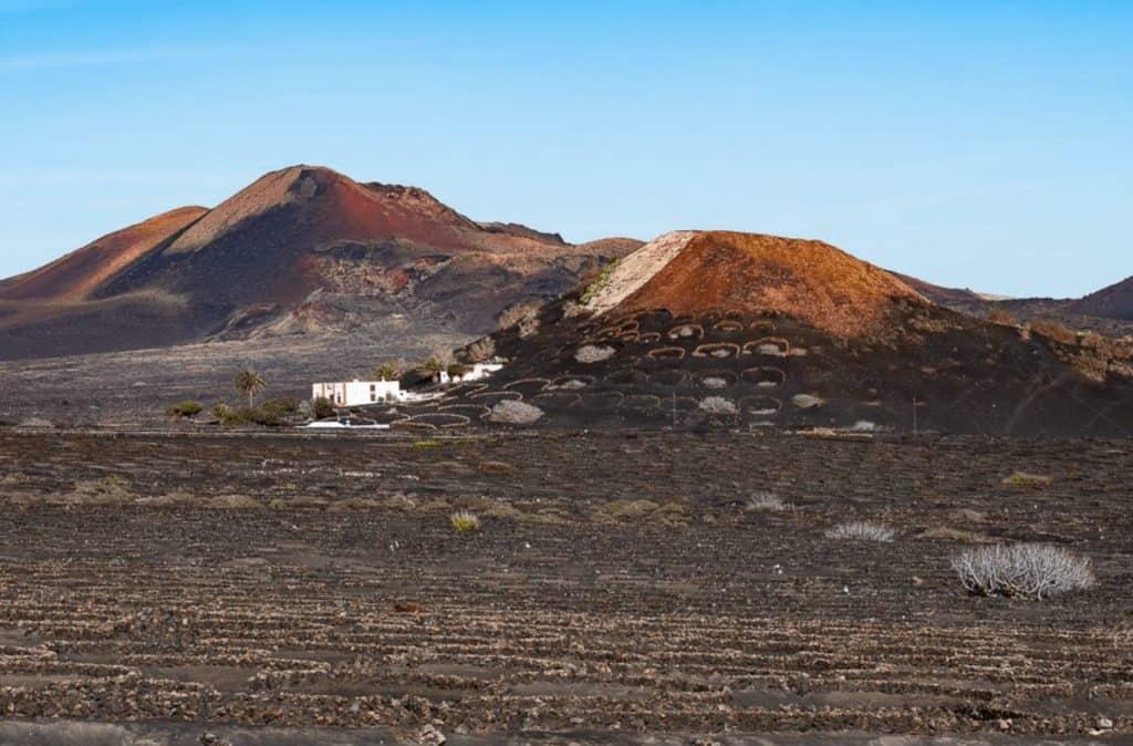 Timanfaya - La Geria - Turismo Lanzarote
