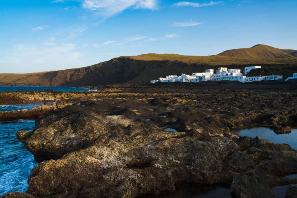 Costa de Tenesar - Tinajo - Turismo Lanzarote