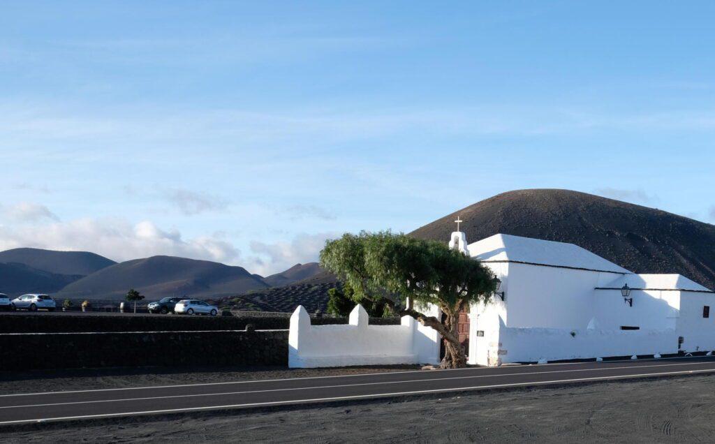 Ermita de la Caridad, La Geria, Turismo Lanzarote