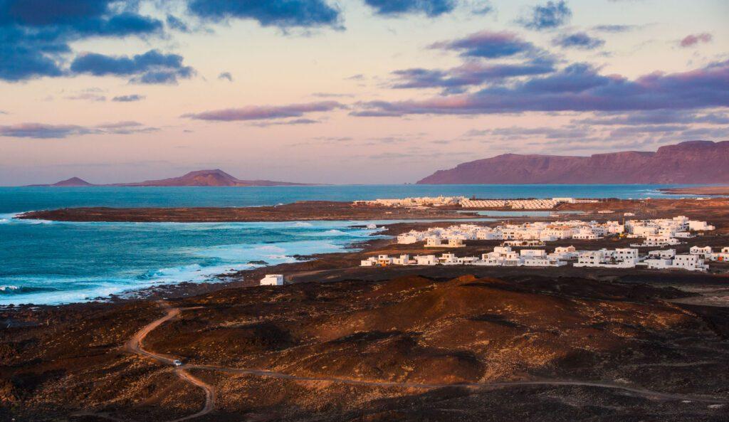 Atardecer en La Santa - Tinajo_Turismo_Lanzarote